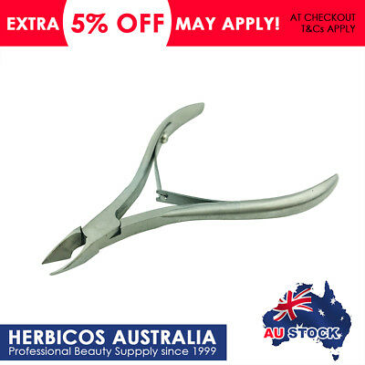 Cuticle Nipper Stainless Steel Nail Cutter Manicure Pedicure Clipper Remover