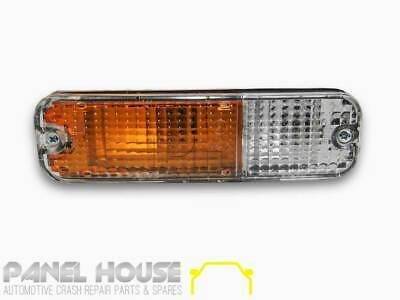 NEW Nissan Universal Clear Bar Light Indicator Park Tapered Lamp Left LH LHS