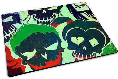 Suicide Squad Mousemat Rubber Gaming Mouse Mat Geeks Harley Joker