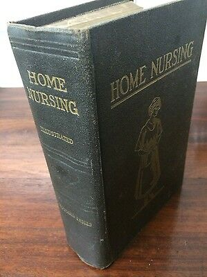 HOME NURSING AND AILMENTS OF CHILDREN Howard James 1912 Signs Publishing Company