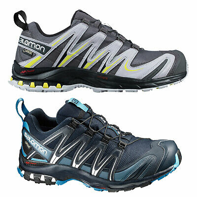 cheap for discount 57b14 a98b2 SALOMON XA PRO 3D GTX Herren-Laufschuhe Jogging Outdoor-Schuhe wasserdicht  NEU