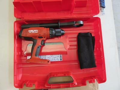 NEW HILTI Cordless Drill Driver SF 10W-A22 with Case No Battery