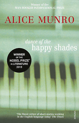 Alice Munro - Dance Of The Happy Shades (Paperback) 9780099273776