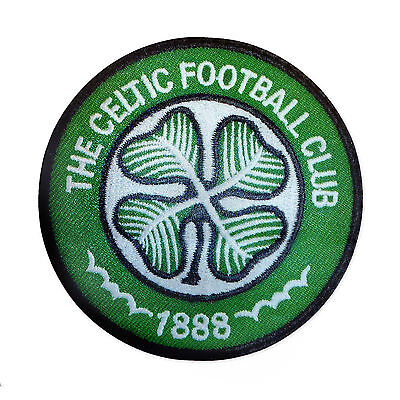 Celtic FC Official Football Gift Crest Mouse Mat Green