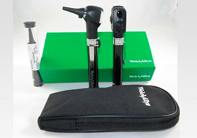 Welch Allyn Otoscope / Opthalomscope Diagnostic Set MOD 95001