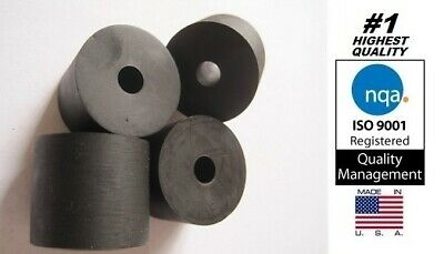 """Rubber Anti-vibration Spacer  1"""" OD x 1/4"""" ID x 1"""" Thick (Item# X19-10)"""