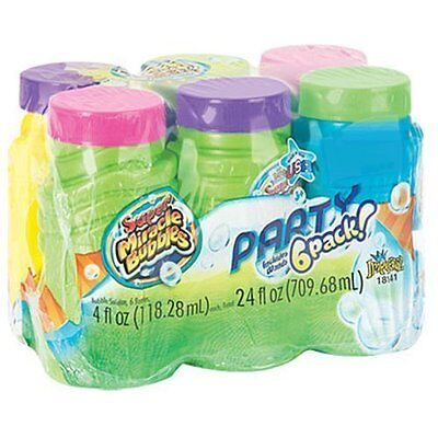 Super Miracle Bubbles - Party 6 Pack
