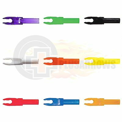 Bohning F Nocks for Archery Arrows Replaces Easton G Nock