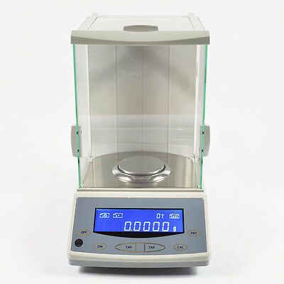 0.1Mg 200 / 0.0001G Digital Precision Scale Lab Analytical Balance With Ce Hot