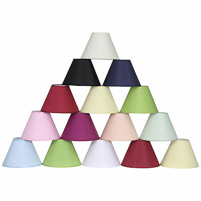 """New 9"""" Coolie Lamp / Light Shades - Ceiling / Lamp shades - 14 Colours Available"""