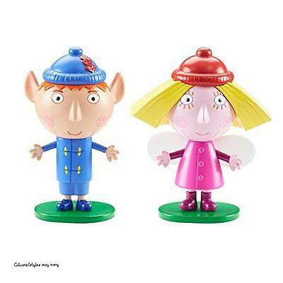 New Ben and Holly's Twin Action Figure Pack Ben and Holly