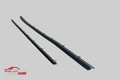 1978-96 Ford Bronco Tailgate Belt Weatherstrip Kit Inner and Outer