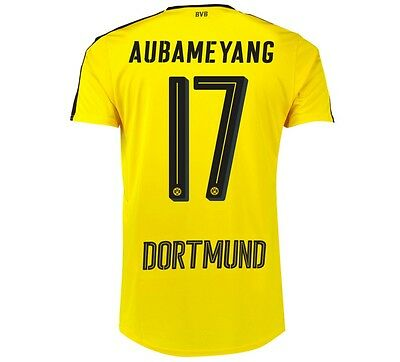 puma bvb borussia dortmund home trikot 2016 17 orig. Black Bedroom Furniture Sets. Home Design Ideas