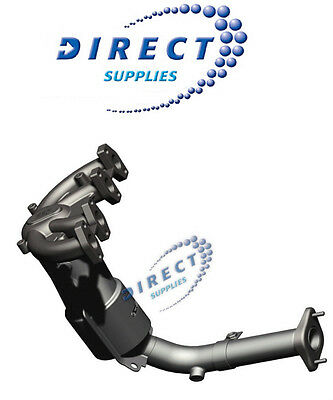 (Type Approved) Fiat Punto 1.2 8V 1999-2006 Catalytic Converter Cat