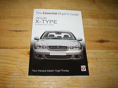 Sale Book-The Essential Buyers Guide. Jaguar X-Type Was £9.99.