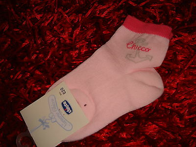 CHICCO - CHAUSSETTES ROSES (Collection NURSERIE CHICCO)