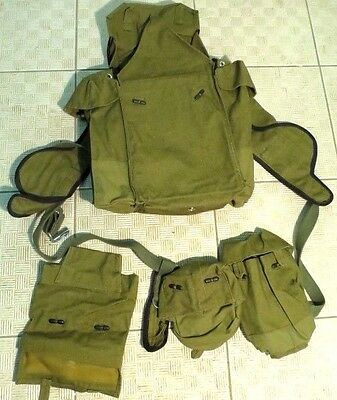 NEW Original Russian Army Airborne VDV Backpack RD54 Rare Sand Color