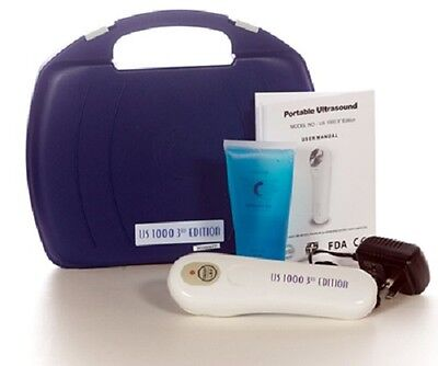 Portable Ultrasound Unit  | US1000. 3rd Edition | Relieve aches and pains #