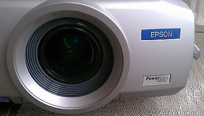 EPSON 7900P LCD Digital Video Projector HD Portable Home Theater HDTV  4K LUMENS