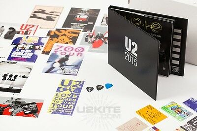 U2 2015 Innocence + Experience Tour VIP Gift - SEALED