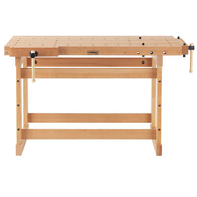 Sjobergs SJO-33445 58 x 21-Inch Multiple Clamping Woodworking Duo Workbench