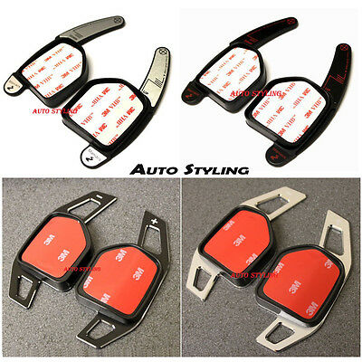 New Paddle Shift Extensions Audi Tiptronic Gear Change Steering Wheel Shifters