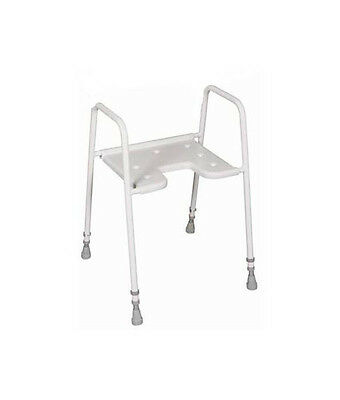 Shower Stool – Cutaway Front – Days Healthcare  *BRAND NEW*