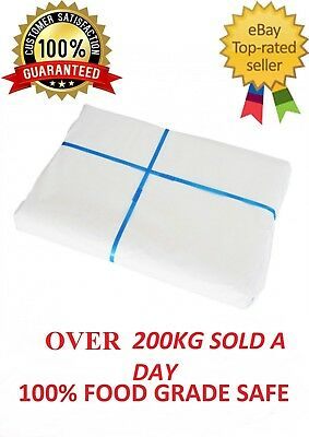 30kg of 760x510mm White Butchers Paper Sheets FREE Post