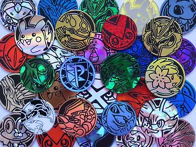 POKEMON Coins - Official TCG Coins (Select your choice)