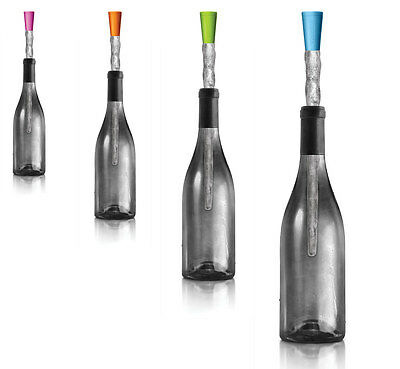 Corkcicle Colour - The New Colourful Way To Keep Wine At The Right Temperature