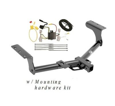 """Class 3  Trailer Hitch & Wiring For 2006-2012 Toyota Rav4  2"""" Tow Receiver 75235"""