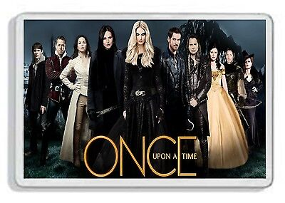 Once Upon A Time Season 5 Tv Show And Dvd Fridge Magnet Uk Seller