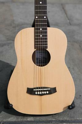 Tanglewood Roadster TWR T Acoustic Travel Guitar & Deluxe Gig Bag