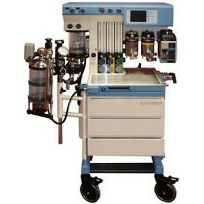 Drager Narkomed GS Anesthesia Machine – Certified Pre-Owned