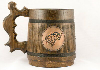 Game of Thrones mug | House Stark Mug, Winter is Coming, Game of Thrones Gift