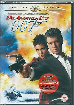 DIE ANOTHER DAY 007 (DVD, 2003, 2-Disc Set) NEW SEALED