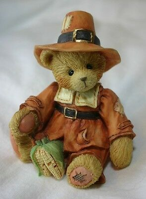 CHERISHED TEDDIES Miles figurine