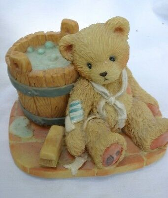 CHERISHED TEDDIES Joshua figurine