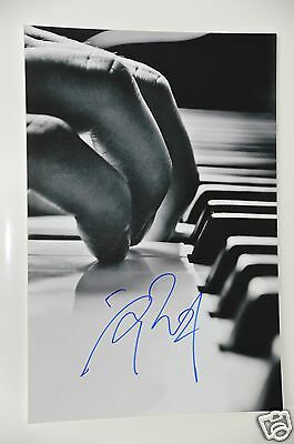 Lang Lang 郎朗  PIANIST signed 20x30cm Foto , Autogramm / Autograph in Person ...