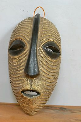 African Mask from DR Congo