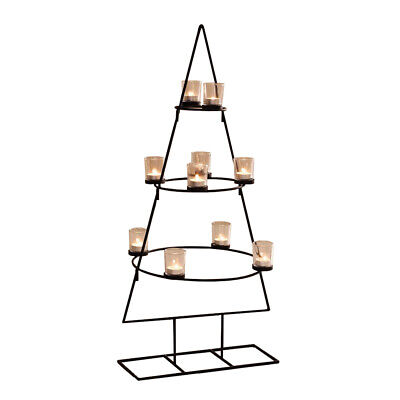 3 ft. (36 in.) Christmas Tree Tealight Candle Holder