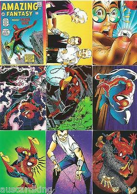 Marvel - Spider-Man II - 30th Anniversary - Trading Card SET (90) - 1992 - NM