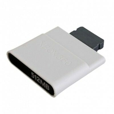 NEW XBox 360 Compatible 512MB Memory Card with Case DB