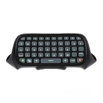 Text Chat Messaging Pad ChatPad Keyboard For XBOX 360 Live Games Controller S*