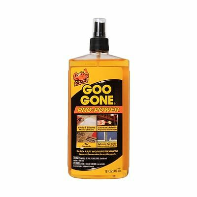 Goo Gone Pro Power Professional Grade Tar/Adhesive/Caulk/Silicone Remover