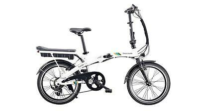 Benelli Foldecity folding electric bicycle
