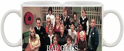 Bad Girls Classic Tv Show And Dvd Mug *great Gift* Uk Seller #1