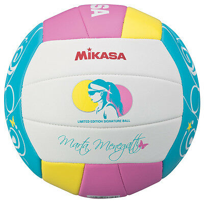 Pallone Beach Volley Mikasa VMT5 Limited Edition Marta Menegatti