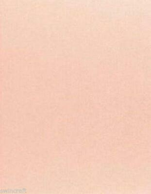 5 sheets Silky A4 250gsm Double Sided Shimmer Card PINK