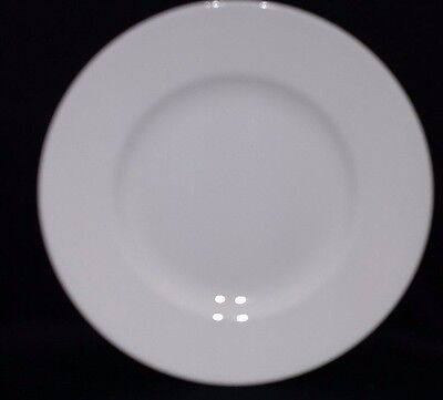 Wedgwood Bone China Made in England Small White Plate FREE SHIPPING FAST!